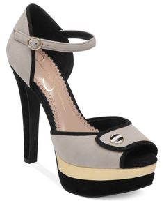 Barnaby Platform Sandals Women's Shoes in  from Macy's on shop.CatalogSpree.com, your personal digital mall.