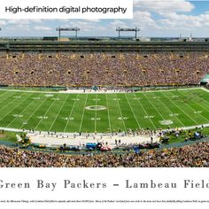 8 Green Bay Packers Panoramic Fan Cave Framed Decor Ideas In 2020 Panoramic Pictures Panoramic Panoramic Print