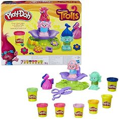 Play-Doh Dreamworks Trolls Press 'n Style Salon Frozen Birthday Theme, Birthday Ideas, Ryder Paw Patrol, Barbie Toys, Girl Bedroom Designs, Play Doh, Toys For Boys, Kids Christmas, Dreamworks