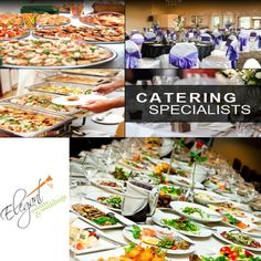 Most challenging aspect of #wedding #event is food, So we provide awesome #catering service.