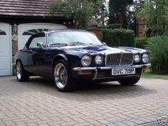 Jaguar XJ Coupe