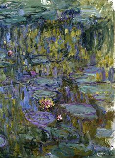 Water Lillies, Monet