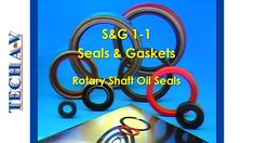 Course Outcome 4 Modules The complete course consists of 4 video modules and 2 PDF manuals which include self-assessment Module 1 – Rotary Shaft Oil Seals At.