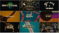 Scott Pilgrim Vs The World (2010) Title Sequence