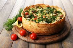 Enjoy our collection of online recipes from kitchens like yours. Browse breakfast recipes, lunch recipes, dinner recipes, dessert recipes and more. Easy Dinner Recipes, Breakfast Recipes, Easy Meals, Breakfast Casserole, Veggie Quiche, Warm Food, Quiche Recipes, Dinner Dishes, Main Dishes