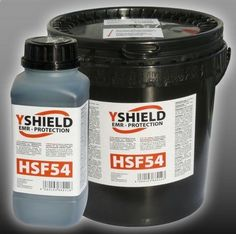 YShield HSF54 - anti wireless signal paint takes you completely off grid