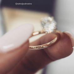Black Diamond Engagement Ring Set Rose Gold Matching Rings with Black Diamonds Vintage Engagement Rings - Fine Jewelry Ideas Diamond Bands, Diamond Wedding Bands, Diamond Heart, Uncut Diamond, Diamond Cuts, 1 Karat, Wedding Ring Box, Custom Wedding Rings, Wedding Gold