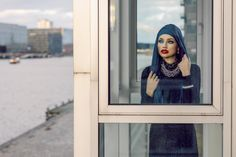 Instant Hijab JASMIN - CLASSY NAVY $39.95 USD  Product information - Instant Hijab Jasmin is an Instant hijab attached to an inner half-covered cap with two adjustable tight band - to fit any head size and can be worn in different ways. Jasmin is made of the softest bamboo fibre which is known to be breatheable, comfortable and never stick to skin even in hot summer. This style comes in three different colors.