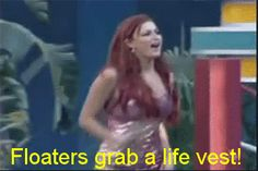 "Big Brother 12: Rachel Reilly ""Floaters grab a life vest!"""