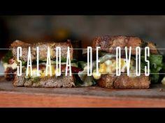 ▶ Comida de Cinema #13 - Sanduíche de Salada de Ovos - YouTube