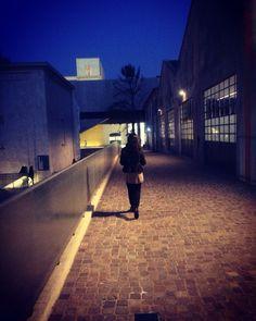 Miuccia's museum   Fondazione Prada   Walk away