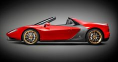 2015 Ferrari Sergio Limited Edition Supercar only 6 Units