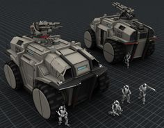 sci fi artillery - Google Search