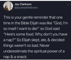 I swear the first time I read Bible Elijah I thought it was another name for billy Eilish 😂 Bible Verses Quotes, Jesus Quotes, Bible Scriptures, Faith Quotes, Life Quotes, Christian Humor, Christian Quotes, Christian Life, Adonai Elohim