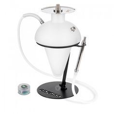 Vodná fajka Oduman N5 47 cm biela Home Appliances, House Appliances, Appliances