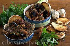 Zuppa di pesce #ricetta di @annamolino Fish Soup, Stuffed Mushrooms, Vegetables, Food, Stuff Mushrooms, Chowder, Veggies, Vegetable Recipes, Meals
