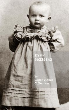 Karol Joseph Wojtyla Future Pope John Paul II At 1 Year Old… News Photo | Getty Images UK | 56225843