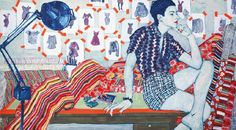 © Hope Gangloff - E. Starbuck - Contemporary Artist - Figurative Painting