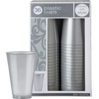 Silver Tableware - Silver Party Supplies - Party City