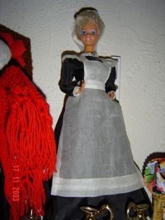 Rose, l'accorte femme de chambre !