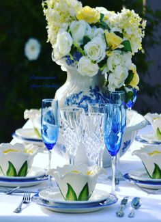 A Fresh Palette of Color for Easter or Spring Entertaining