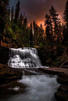 Ousel Falls, Montana by Bonny Fleming - 500px