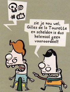 Gilles De La Tourette Humour : gilles, tourette, humour, Madame, George, (erraticus), Profile, Pinterest