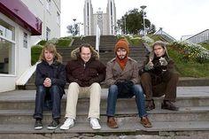 "fuckyeahkjartansveinsson: "" lets go jon thor! Sigur Ros, Thor, Hipster, Rose, Style, Fashion, Swag, Moda, Hipsters"
