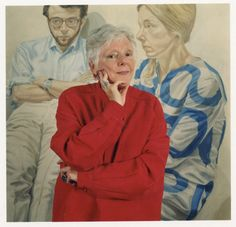 """Linda Nochlin (1931) is an American art historian, university professor and writer. She is considered to be a leader in feminist art history studies. She is best known as a proponent of the question """"Why Have There Been No Great Women Artists?""""Nochlin was born in New York. She received her B.A. in Philosophy from Vassar College, an M.A. in English from Columbia University, and her Ph.D in the history of art from the Institute of Fine Arts at New York University in 1963."""