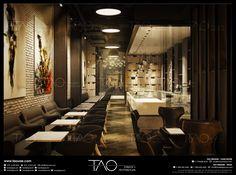 Gossip Restaurant interior in Dubai-UAE | By TAO Designs LLC | #interior #design #interiordesign #decor #home #inspiration #interiør #homedecor #interior4all #interiör #BarInterior #restaurantdesign #instahome #インテリア #интерьер #luxury #living #modern #interior123 #interiordecorating #hospitalitydesign #HospitalityInterior #HotelInterior #interior2you #architecture #building #ElegantInterior #LuxuryInterior #RestaurantInterior #urban #design | If you have any inquiries call: 04 2271633
