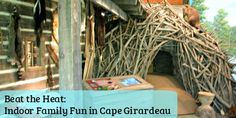 Stay cool inside these indoor family fun spots in Cape Girardeau.