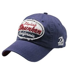 Distressed Vintage Cotton Baseball Cap Patch Fitted Hats Drunken Embroidered Snapback Trucker Hat Forwardor http://www.amazon.com/dp/B01D76KFW6/ref=cm_sw_r_pi_dp_5Ta8wb13MWT4Q