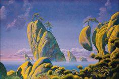Roger Dean »Galerie                                                                                                                                                                                 More