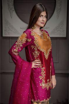 Ideas Party Fashion Women For 2019 Shadi Dresses, Pakistani Formal Dresses, Pakistani Party Wear, Pakistani Wedding Outfits, Pakistani Dress Design, Indian Dresses, Pakistani Mehndi Dress, Dress Formal, Desi Wedding Dresses