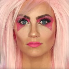 Channel an '80s Rockstar With This Jem and the Holograms Costume