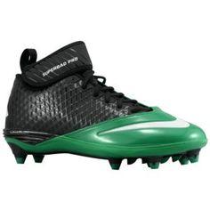 Nike Lunar Superbad Pro D - Men's - Football Shoes #lobos #football