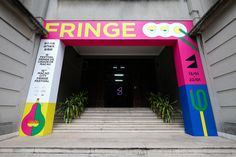 "MACAO CITY FRINGE 2017-The Macao City Fringe Festival brings all kinds of artistic and creative works to the city, breaking the barriers of the traditional performance venues. Adopting the concept ""All around the city, our stages, our patrons, our artis…"
