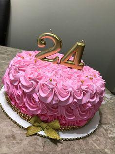 23+ Pretty Photo of 24Th Birthday Cake . 24Th Birthday Cake 24th Birthday Cake Om Te Onthouden Pinterest Birthday 24th #BirthdayCakeToppers