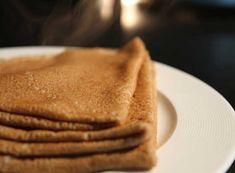 Recette des crêpes de blé noir (sarrasin)