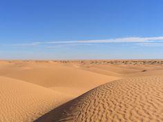 Desierto kasarligen (Tunisia)