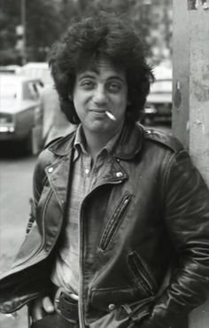 """""""we might be laughing a bit too loud, but that never hurt no one""""Billy Joel havin' a smoke I Love Music, Music Is Life, Jazz, Piano Man, All About Music, Billy Joel, Rock Music, 70s Music, Rock Bands"""
