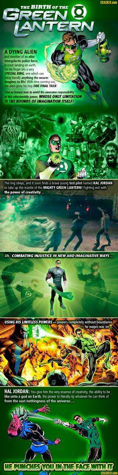 Hal Jordan   Cracked.com