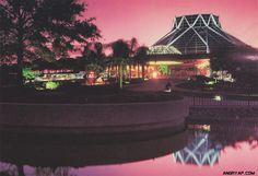 Angry AP - Disneyland and Walt Disney World nostalgia: Revisiting EPCOT Center's Future World in 1983: Land Pavillion