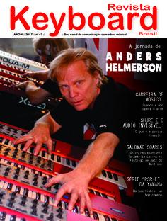 Revista Keyboard Brasil Edição número 47