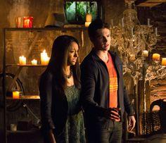 Bonnie Bennett & Jeremy Gilbert   The Vampire Diaries