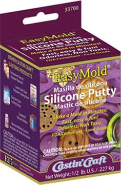 food safe silicone mold putty to make your own molds