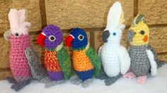 Parrot Pals and Pet Pals by Irene