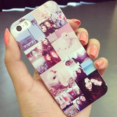 Design your own #iPhonecase and #Samsungcase using #Instagram photos at Casetagram.com | Free Shipping Worldwide✈ #cute #love #rabbit