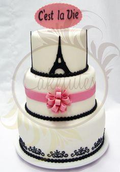 paris cupcakes   Caketutes Cake Designer