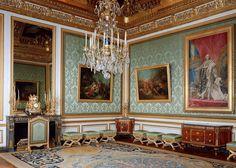 Cômodo no Palácio de Versalhes